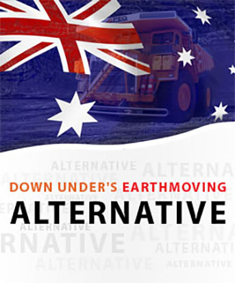 Down Under's Earth Moving Alternative